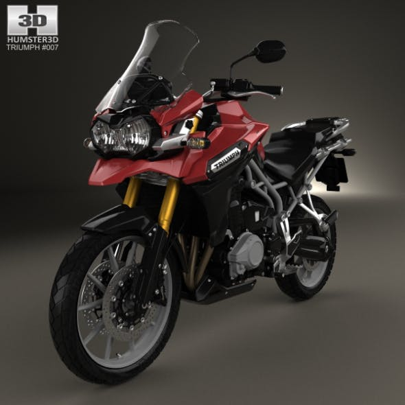 Triumph Tiger Explorer 2015