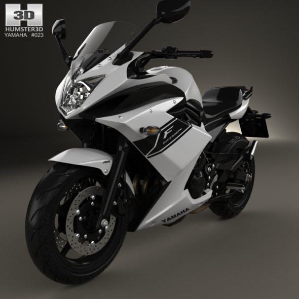 Yamaha XJ6 Diversion F 2014 - 3DOcean Item for Sale