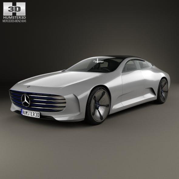 Mercedes-Benz IAA 2015 - 3DOcean Item for Sale