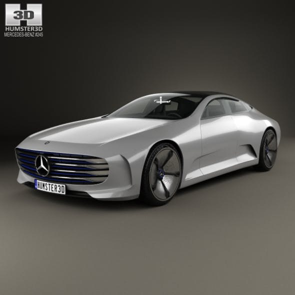Mercedes-Benz IAA 2015