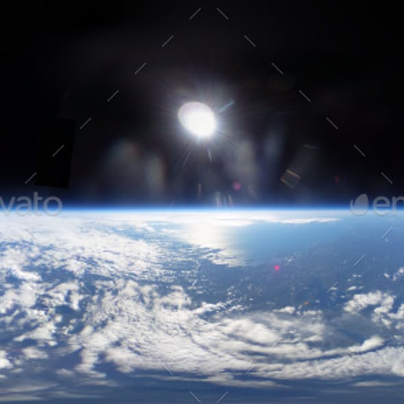 Stratosphere Sky
