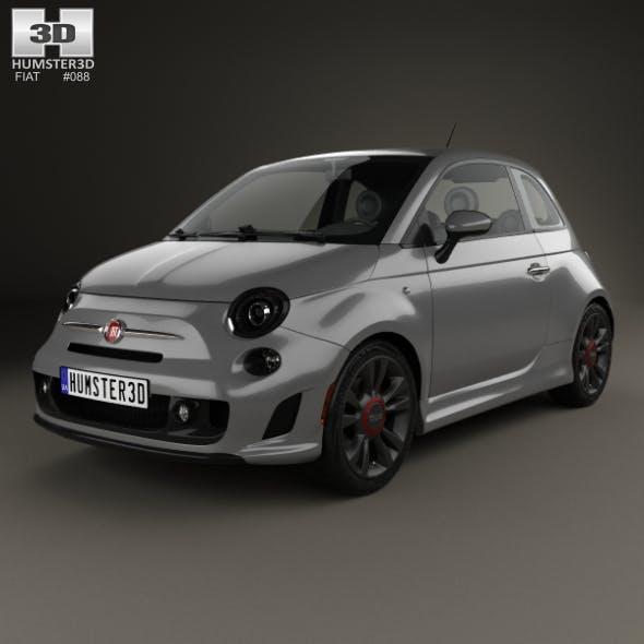 Fiat 500 Turbo 2014