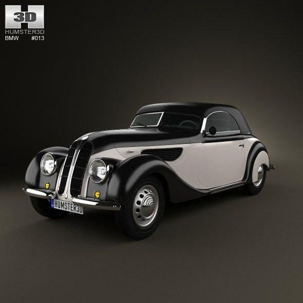 BMW 327 cabriolet 1937