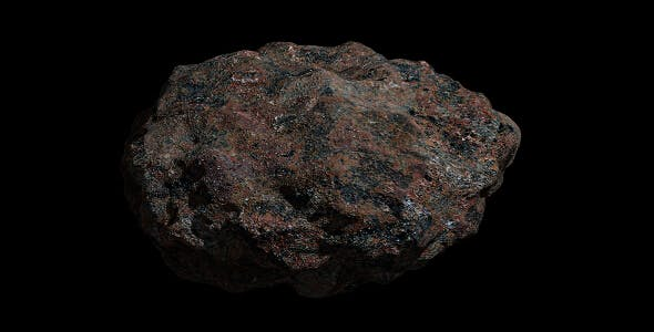Fantasy Asteroid 3 - 3DOcean Item for Sale