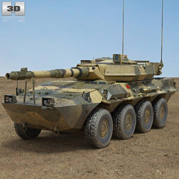 B1 Centauro - 3DOcean Item for Sale