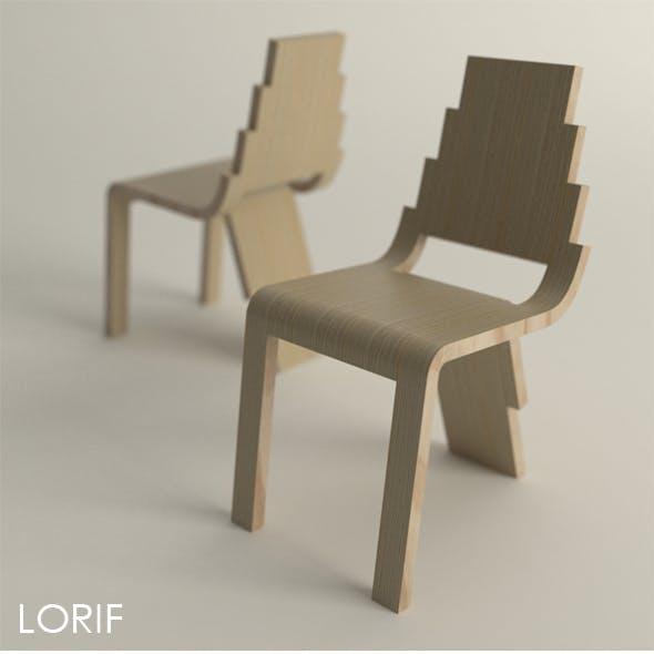 Punkalive Maya stackable chair