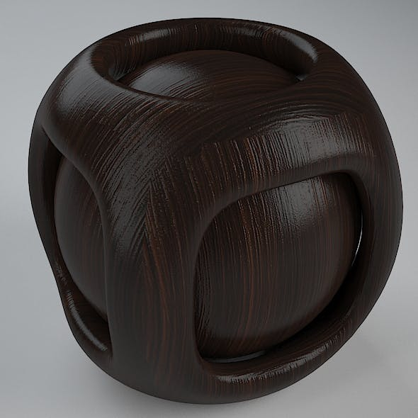 Real Plywood Vray Material Brown Cascade