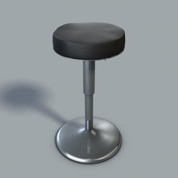 Modern Kitchen Bar Stool - 3DOcean Item for Sale