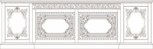 Desk Table - 3DOcean Item for Sale