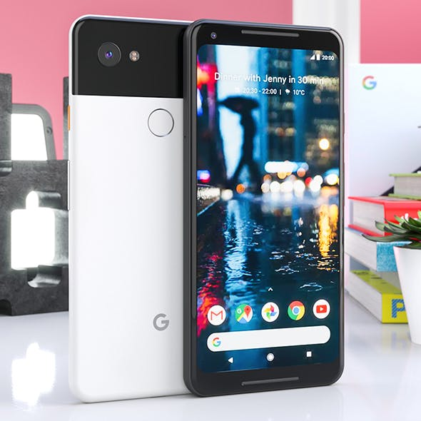 Google Pixel 2 XL - 3DOcean Item for Sale