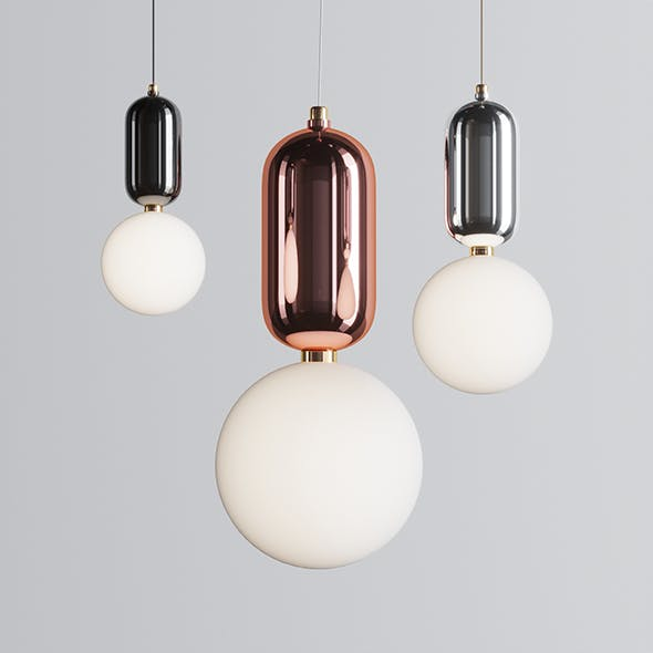 Parachilna Aballs T ME Suspension Lamp