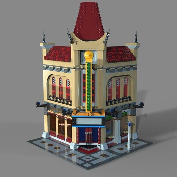 Lego cinema - 3DOcean Item for Sale