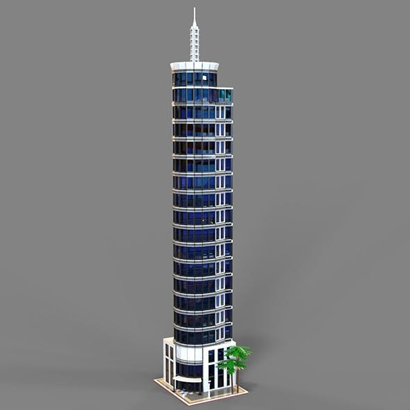 Lego hotel - 3DOcean Item for Sale