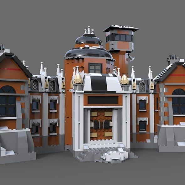 Lego house estate - 3DOcean Item for Sale