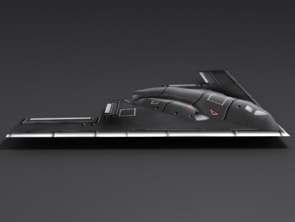 B-2 Spirit - 3DOcean Item for Sale