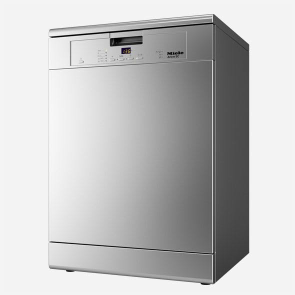 Miele G 4203 SC Active Dishwasher - 3DOcean Item for Sale