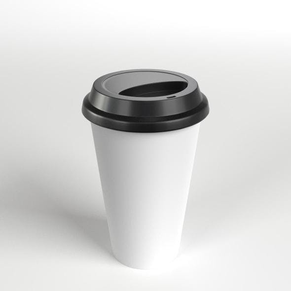 Travel Mug - 3DOcean Item for Sale