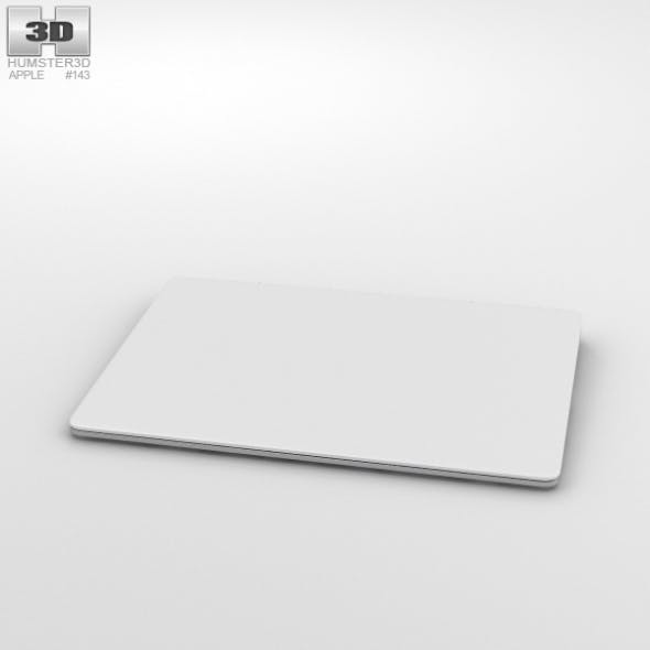 Apple Magic Trackpad 2 - 3DOcean Item for Sale