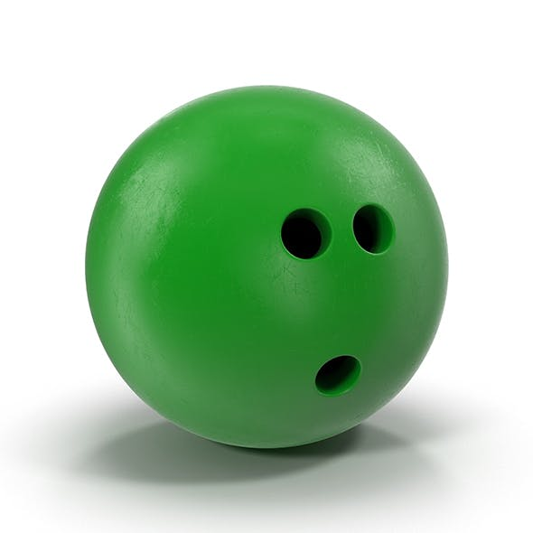 Bowling Ball - 3DOcean Item for Sale