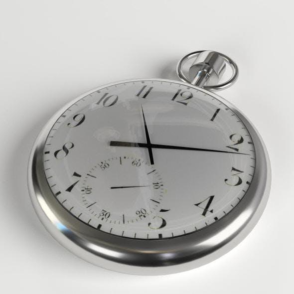 Pocketwatch 2 - 3DOcean Item for Sale