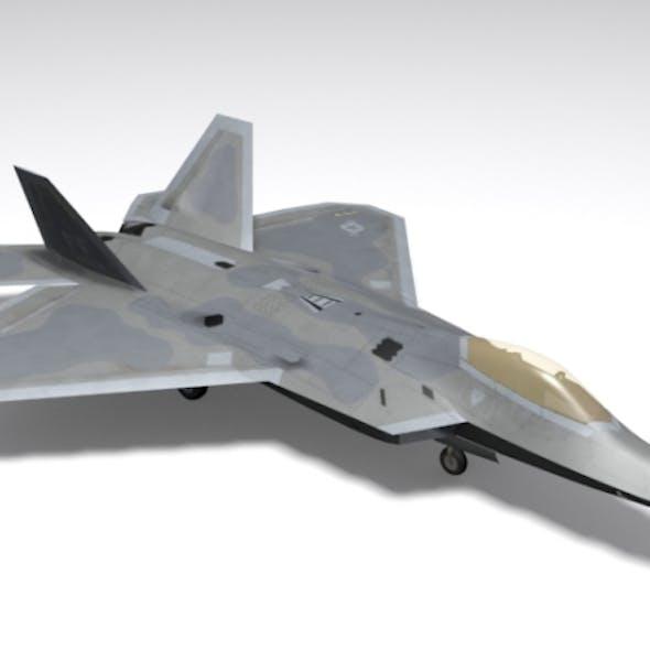 F/A-22 A Raptor