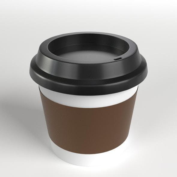 Small Coffee Travel Mug Cup