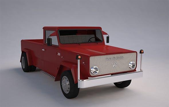 DODGE FARGO AS 250 - 3DOcean Item for Sale