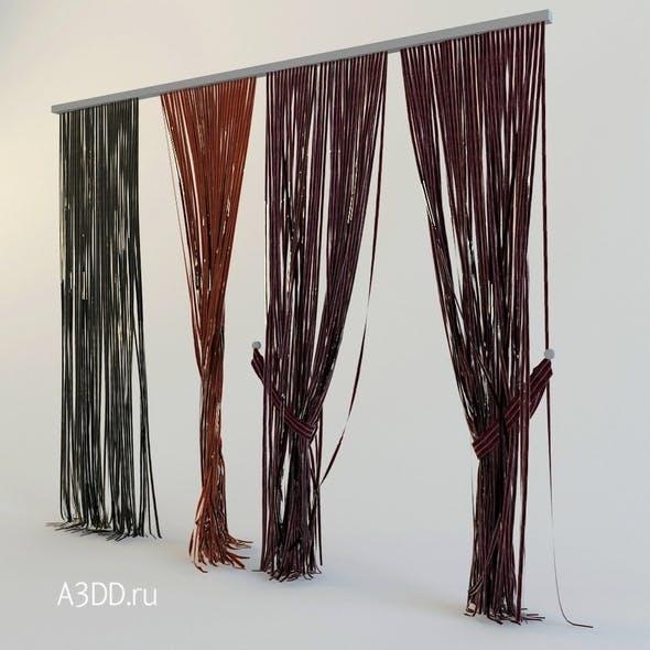 Curtains rope Kisea