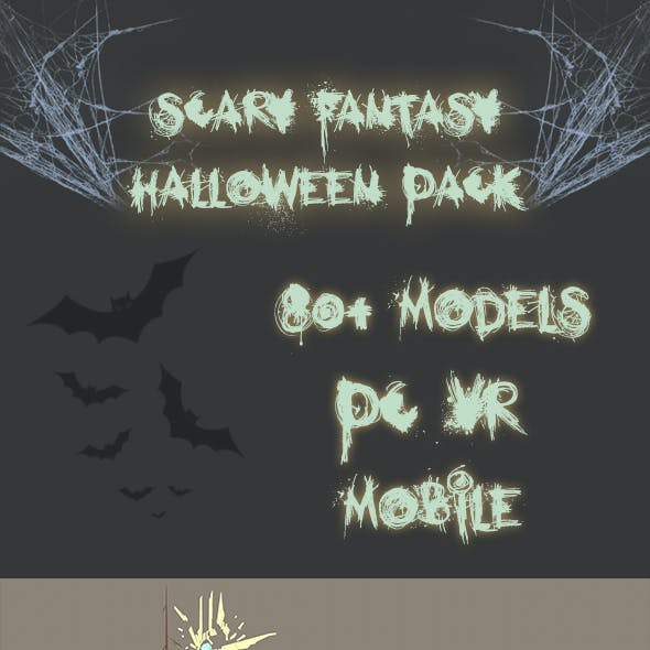 Scary & Fantasy Halloween Pack