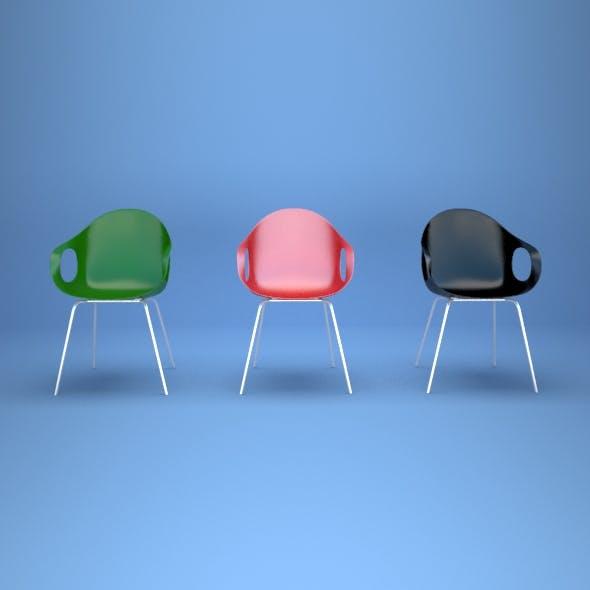 Chair modern design - 3DOcean Item for Sale
