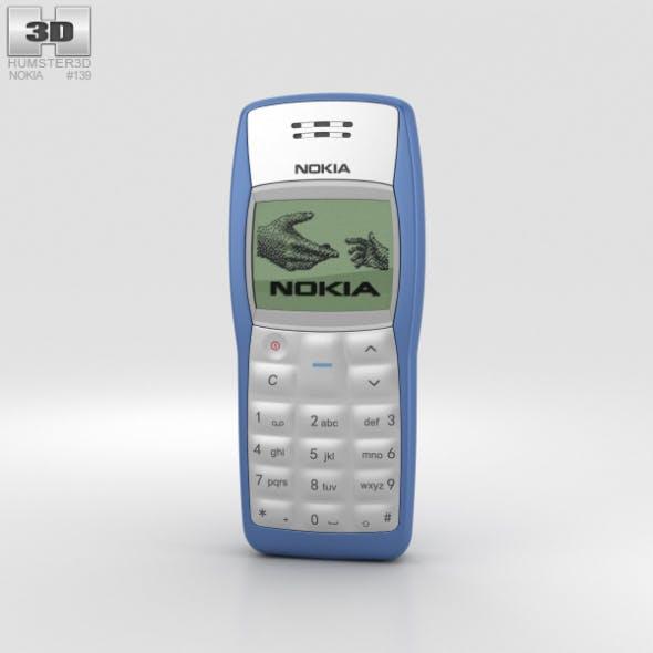 Nokia 1100 Blue