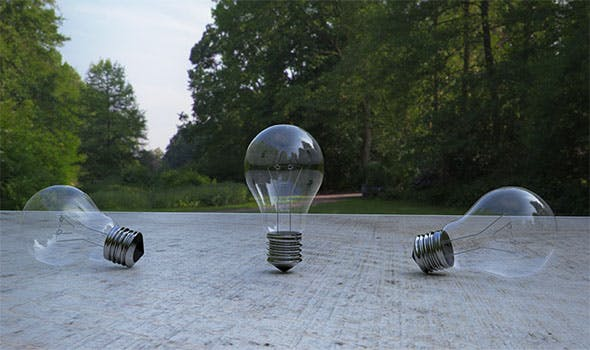 Bulb - 3DOcean Item for Sale