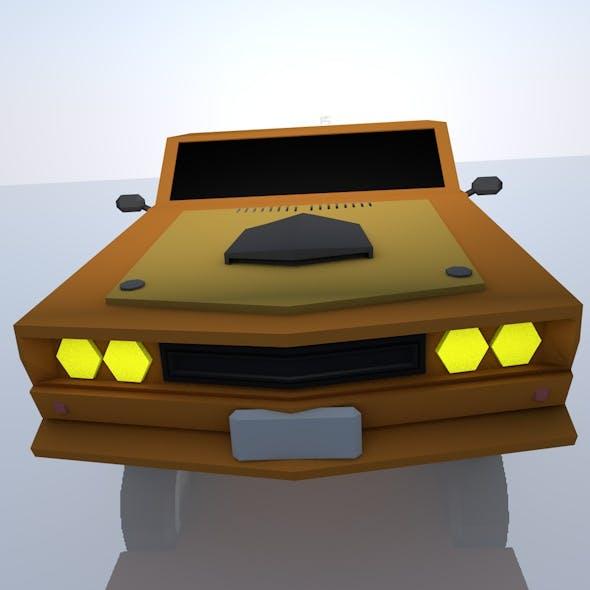 Car (Low Poly)