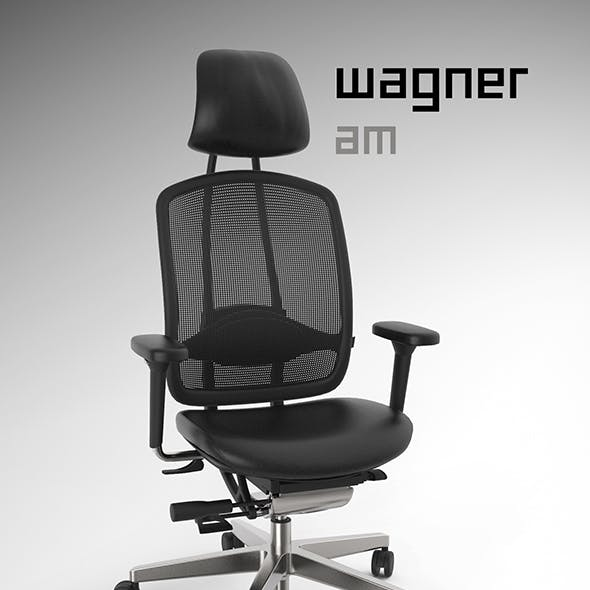 Wagner AluMedic Limited Office Chair