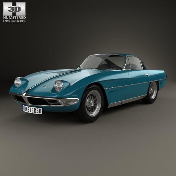 Lamborghini 350 GTV 1963 - 3DOcean Item for Sale