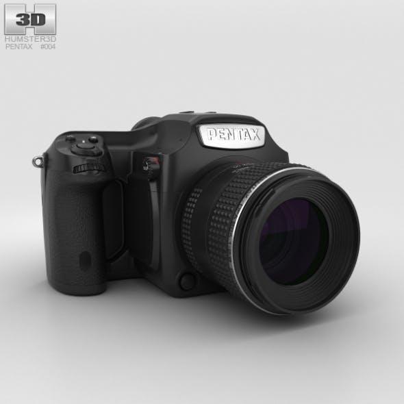 Pentax 645Z - 3DOcean Item for Sale