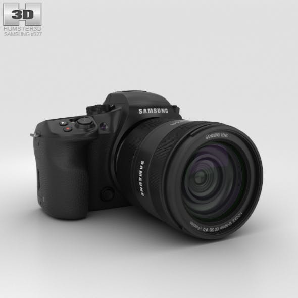 Samsung NX1 - 3DOcean Item for Sale