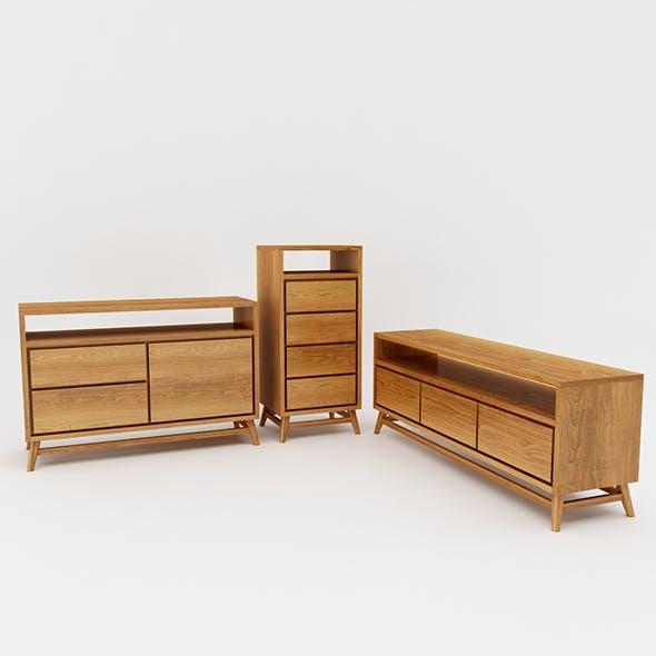 Bedroom Storage Set