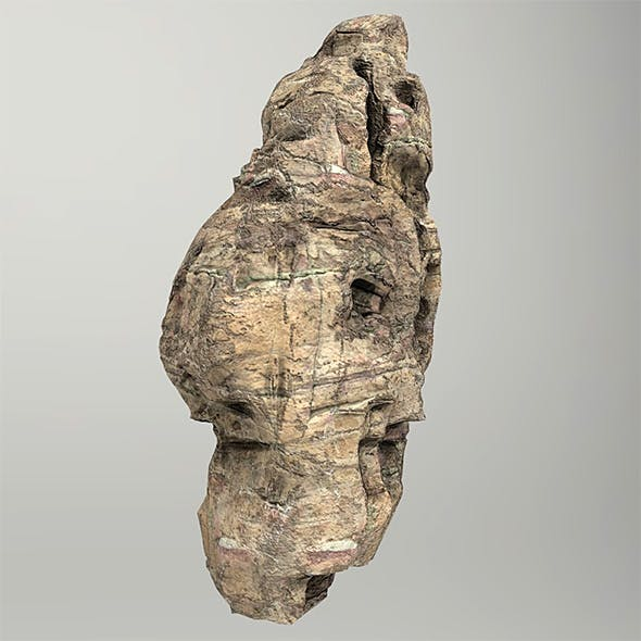 A Rock Stack - 3DOcean Item for Sale