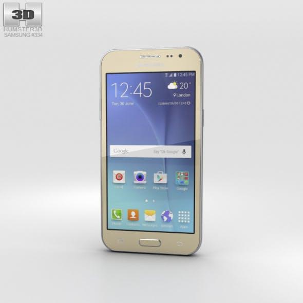 Samsung Galaxy J2 Gold - 3DOcean Item for Sale