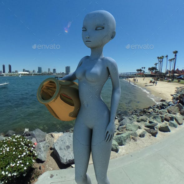 Sunny Bay Area HDRI