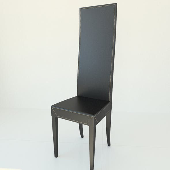 Chair Dining Room - 3DOcean Item for Sale