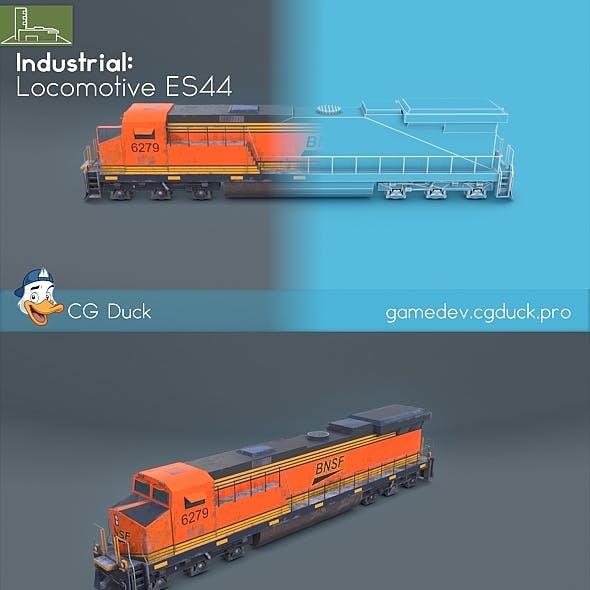 Locomotive ES44