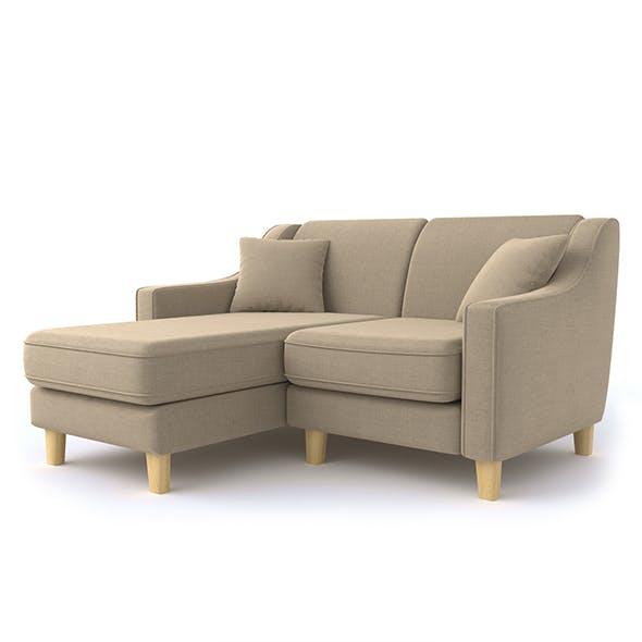 double corner sofa