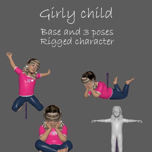 Girly Child