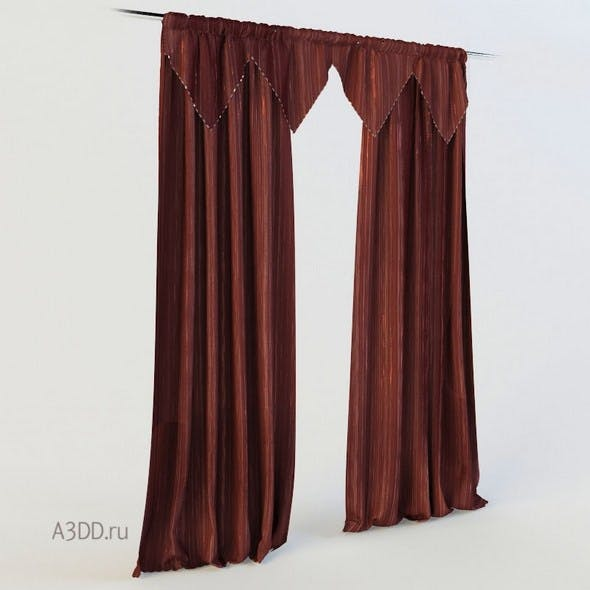Curtains rope