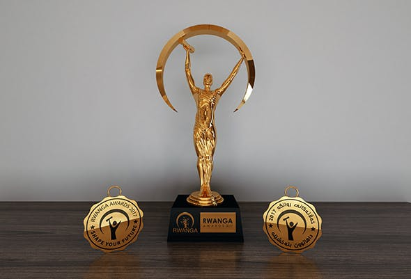 RWANGA TROPHY - 3DOcean Item for Sale