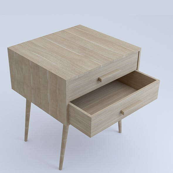 Small Desk with draw