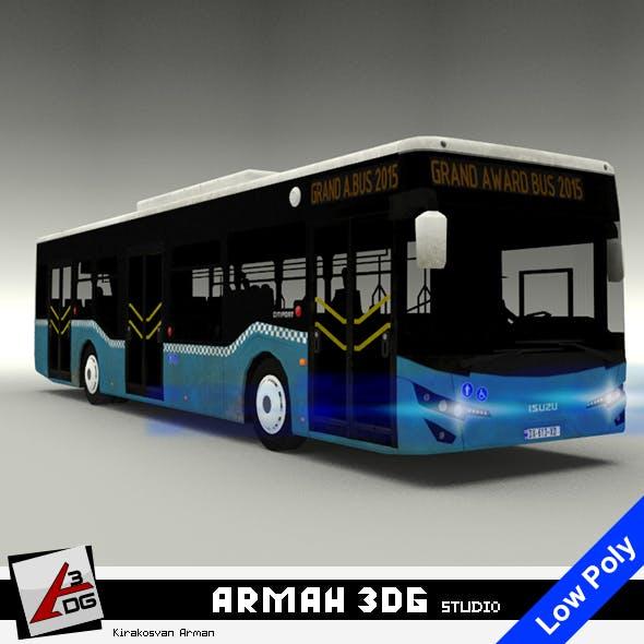 ISUZU Citiport Bus - 3DOcean Item for Sale