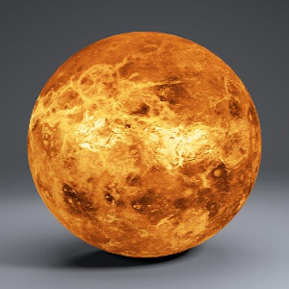 Venus 8k Globe